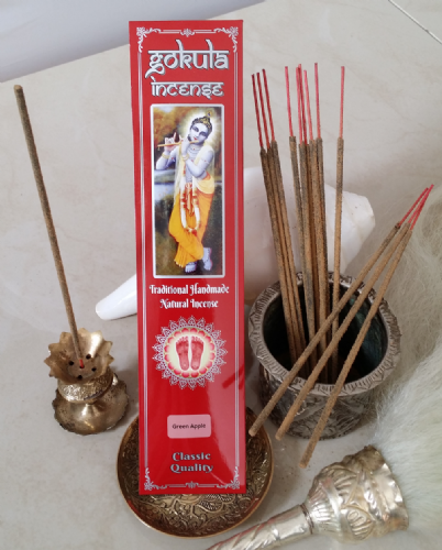Green Apple Incense Sticks - 20 grams